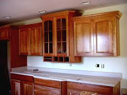Crown Molding On Kitchen Cabinets Nice Design Ideas  How To Add - Kitchen cabinets with crown molding