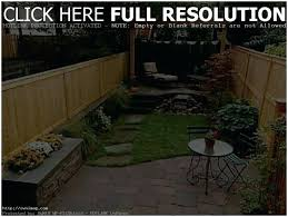 Haunted Backyard Ideas Small Townhouse Backyard Ideas Charming Small Backyard Landscaping