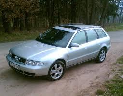 1998 audi a4 b5 avant 1 9 116 cui diesel 81 kw