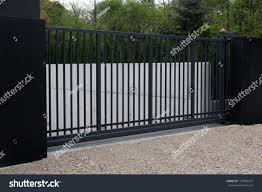 Home Gate Design Catalog by Iron Gate Designs Photo Gallery La Black Modern Stock Shutterstock