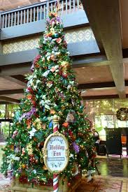 Disney Decorations For Christmas Tree by Disney World Holiday Decorations
