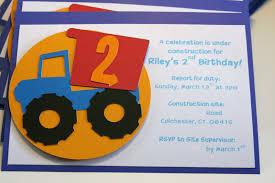 construction themed birthday party invitation wording u2014 criolla