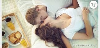 sexe femme de chambre 10 raisons de faire l amour le matin terrafemina