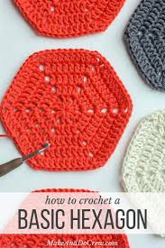Crochet Patterns For Home Decor Basic Crochet Hexagon Pattern Tips And Clear Photos Afghans