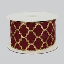 burgundy wired ribbon best wired satin ribbon products on wanelo
