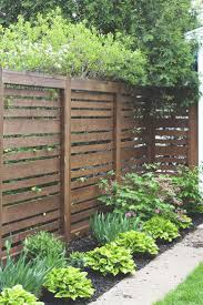 Backyard Fencing Ideas by How Much Is A Privacy Fence Techethe Com