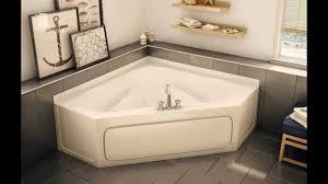 Small Tubs For Small Bathrooms Bathroom Corner Bathtubs For Small Bathrooms Youtube