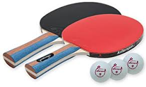 Amazon Ping Pong Table Amazon Com Killerspin Jetset 2 Table Tennis Set With 2 Ping
