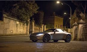rose gold aston martin only one aston martin db10 spectre edition will go under the