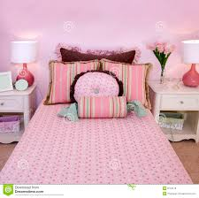pink little girls bedroom royalty free stock photos image 8794178