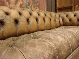 Vintage Chesterfield Leather Sofa Vintage Leather Chesterfield Sofa Sold