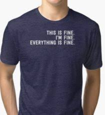 Everything Is Fine Meme - this is fine meme gifts merchandise redbubble