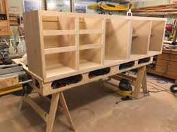 building base cabinets for my home library woodworking talk