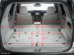 2014 jeep grand cargo dimensions jeep grand wk dimensions and specifications