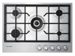 Gas Stainless Steel Cooktop Fisher U0026 Paykel 30