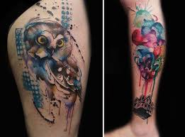 most creative designs freehand tattoos