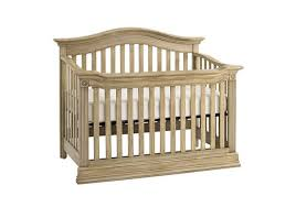 Bed Rails For Convertible Crib Montana Size Conversion Kit Bed Rails In Driftwood By Baby Cache
