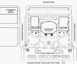site plan site plans of county complexes boulder county