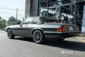 lexus auto valencia jaguar xjs with 18in tsw valencia wheels exclusively from butler