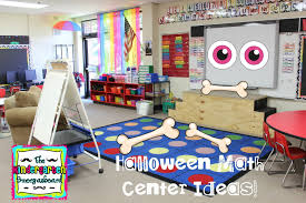 halloween math a kindergarten smorgasboard of halloween math center ideas the