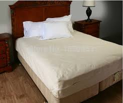 bed bug mattress and box spring encasements smooth allerzip waterproof mattress encasement cover with zipper