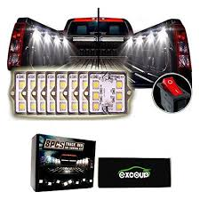 go lights for trucks led lights for truck bed led lighting kit with 48 super bright smd
