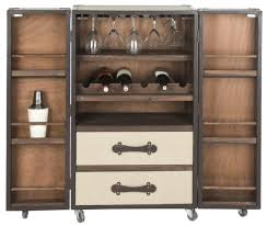 fox9511a bar carts furniture by safavieh