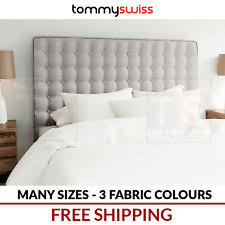 Double Headboards For Sale by Double Headboards For Beds Ebay