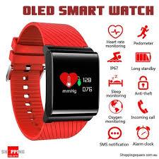 oled health bracelet images X9 pro oled ip67 waterproof smart watch bracelet for blood jpg