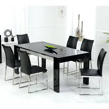 White Gloss Dining Tables And Chairs Black Gloss Dining Tables U2013 Zagons Co