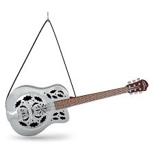 up on the housetop guitar musical ornament keepsake ornaments
