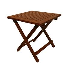 beautiful outdoor folding side table with folding wood side table