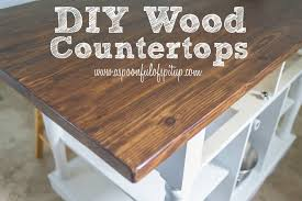 furniture chic dark wooden butcher block countertops lowes