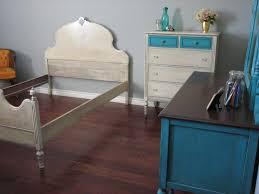 Cream And Teal Bedroom European Paint Finishes Turquoise Teal U0026 Cream Bedroom Set
