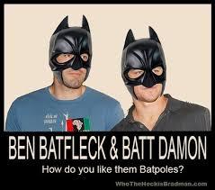 Affleck Batman Meme - online petitions are launched against ben affleck playing batman