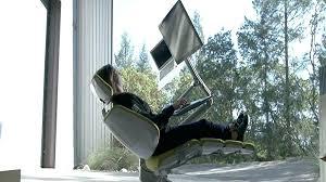 lay down computer desk lying down desk ventureboard co