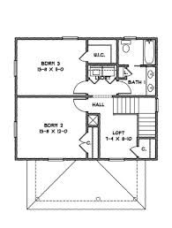 four square home floor plans