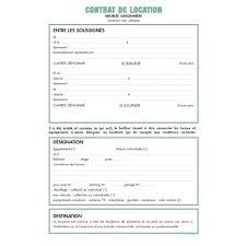 contrat de location chambre meubl馥 chez l habitant contrat location chambre meubl馥 chez l habitant 100 images 130