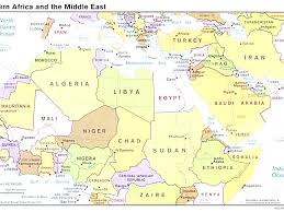 map arab map of arab world countries volgogradnews me