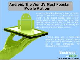 popular android why android is the most popular mobile operating system