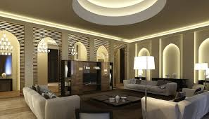 interior luxury interior design project for a luxury villa in