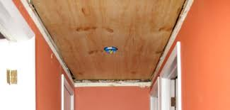 How To Install Beadboard On Ceiling - beadboard ceiling for the downstairs hallway blog