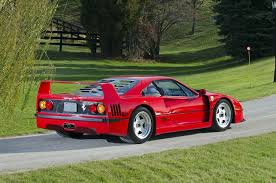 how many f40 are left f40 mass gathering will be a record
