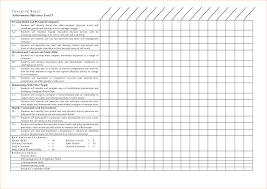 7 tracking sheet template timeline template