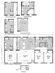 Home Floorplans Skyline Manufactured Home Floor Plans 3d Home Tour