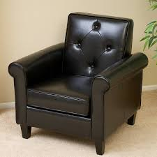 shop best selling home decor huntley casual black faux leather