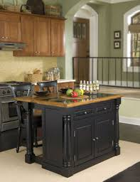 small kitchen setting ideas 7114 baytownkitchen inspiring setting up a small kitchen island with blue cabinet