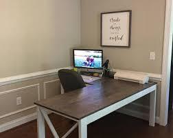 L Shaped Desk L Shaped Desk Etsy