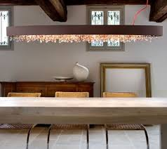 Awesome Dining Room Ceiling Light Images Room Design Ideas - Modern dining room lamps