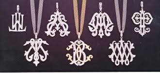 monogram pendants sandi miller burrows a true artisan woman around town
